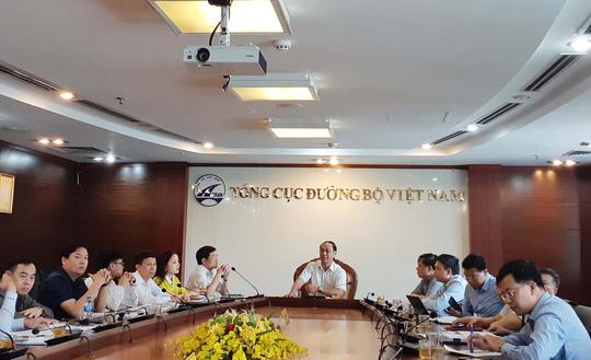 Tranh luận căng thẳng giữa các nhà đầu tư BOT với Bộ GTVT về thu phí không dừng - Ảnh 1