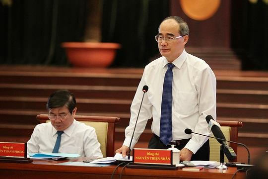 Bí thư Nguyễn Thiện Nhân: Kiến nghị bổ sung 5 cán bộ lãnh đạo TP.HCM - Ảnh 1