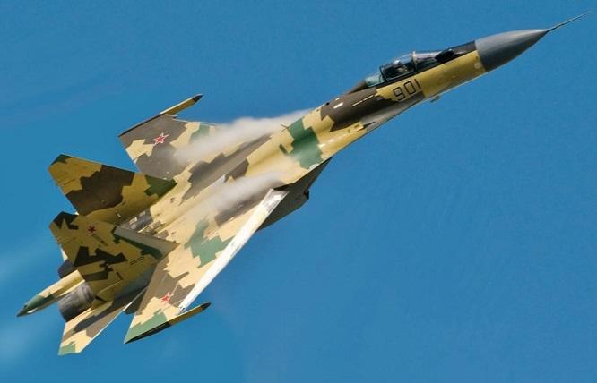 """Căng thẳng thương vụ S-400: Thổ Nhĩ Kỳ mua """"bá chủ trên không"""" Su-35 của Nga thay cho F-35 Mỹ?  - Ảnh 1"""