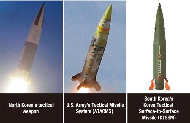 Tên lửa Triều Tiên mới thử nghiệm có điểm giống của Mỹ và Hàn Quốc? - Ảnh 1