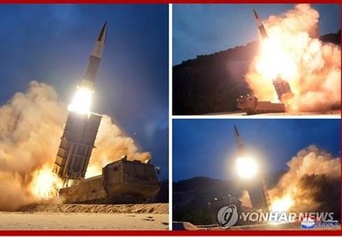 Tên lửa Triều Tiên mới thử nghiệm có điểm giống của Mỹ và Hàn Quốc? - Ảnh 2