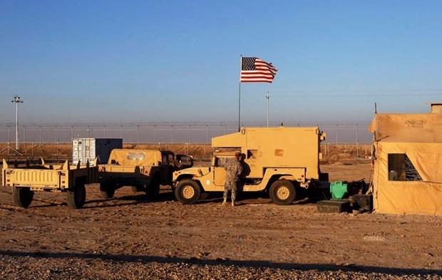 Tổng thống Iraq tuyên bố hủy quyết định cho phép liên quân quốc tế sử dụng không phận - Ảnh 1
