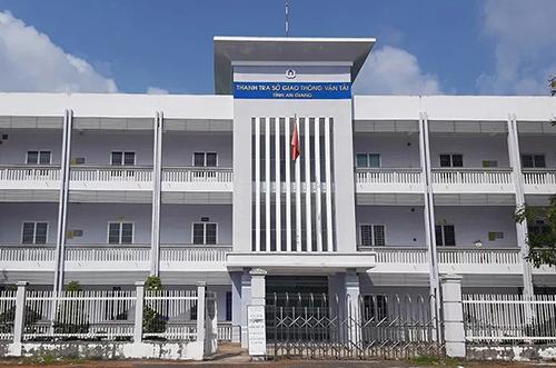 Kỷ luật Phó chánh Thanh tra Sở Giao thông Vận tải An Giang - Ảnh 1