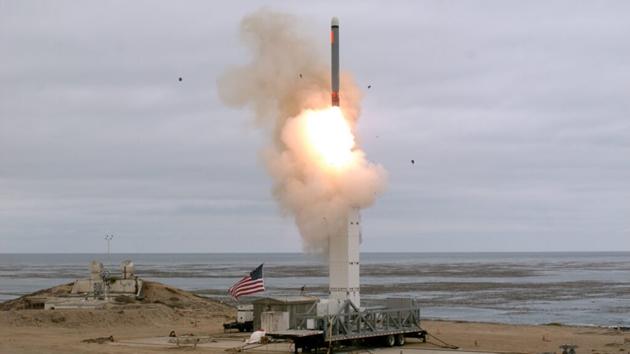 Phản ứng của Nga sau vụ  Mỹ phóng tên lửa vi phạm Hiệp ước INF - Ảnh 1