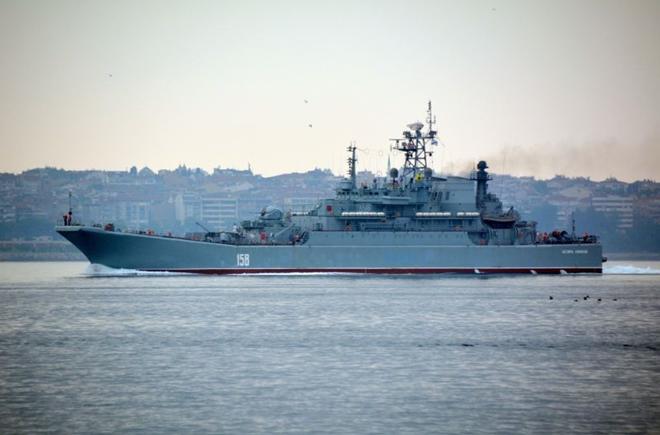 Tin tức quân sự mới nóng nhất hôm nay 24/8: Nga âm thầm đưa thêm xe tăng đến Syria - Ảnh 1