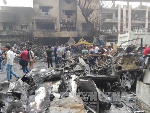 Tin tức quân sự mới nóng nhất hôm nay 24/8: Nga âm thầm đưa thêm xe tăng đến Syria - Ảnh 2