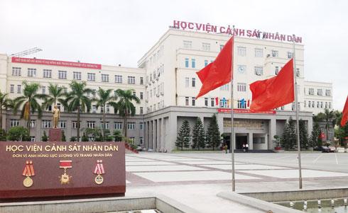 3 trường công an đồng thời tuyển sinh đại học bổ sung năm 2019 - Ảnh 1