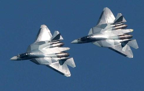 """""""Bóng ma bầu trời"""" Su-57 của Nga: Siêu tiêm kích không có đối thủ?  - Ảnh 2"""
