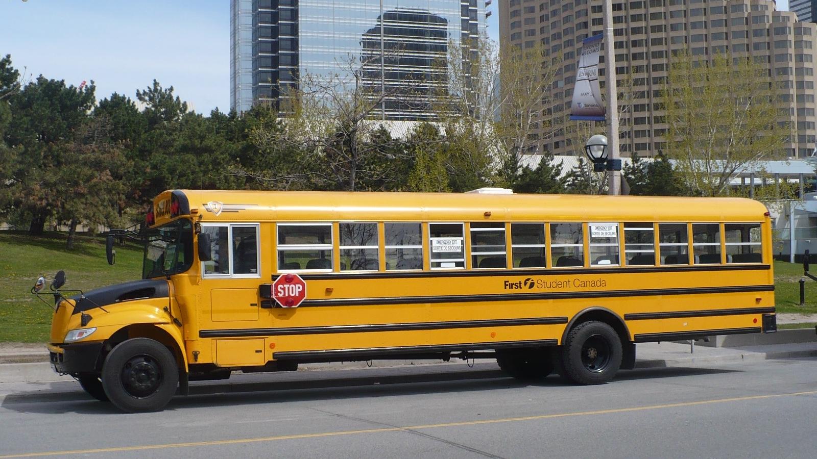 [E] Các quy định về xe đưa đón học sinh trên thế giới: Phương tiện ưu tiên quốc gia  - Ảnh 11