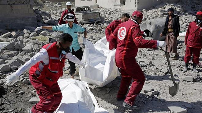 Tin tức thế giới mới nóng ngày 2/9: Saudi Arabia ném bom làm ít nhất 50 tù nhân Yemen thiệt mạng - Ảnh 1