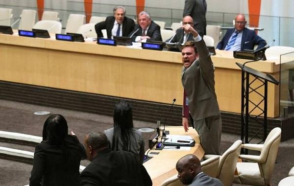 Tin tức thế giới mới nóng nhất ngày 20/9: Mỹ trục xuất hai nhà ngoại giao tại Liên Hợp Quốc - Ảnh 1