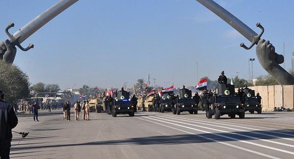 Còi báo động vang lên khi tên lửa phát nổ ngay sát Đại sứ quán Mỹ ở Iraq - Ảnh 1