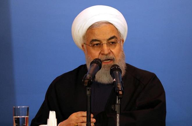 """Tổng thống Iran: """"Sai lầm nhỏ cũng có thể châm ngòi cho một đám cháy lớn"""" - Ảnh 1"""