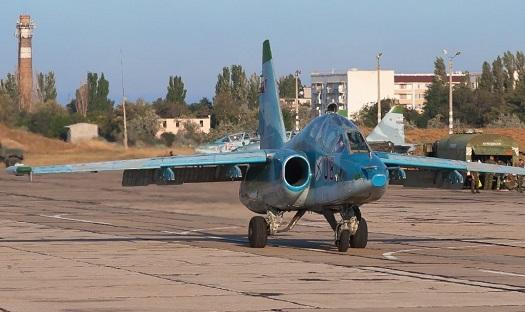 Chiến đấu cơ Su-25 bị hỏng ghế phóng, 2 phi công Nga thiệt mạng - Ảnh 1