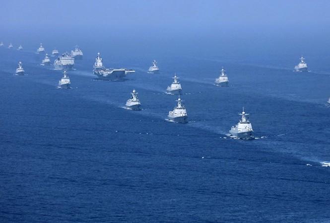 Tin tức quân sự mới nóng nhất ngày 1/1/2019: Hải quân Trung Quốc có thêm 6 tàu chiến lớn trong một tháng - Ảnh 1