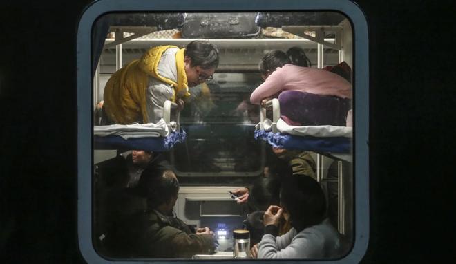 """Xuân vận tại Trung Quốc: """"Cuộc di cư"""" thường niên lớn nhất thế giới - Ảnh 3"""