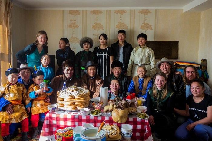 Tết cổ truyền trên cao nguyên Mông Cổ - Ảnh 1
