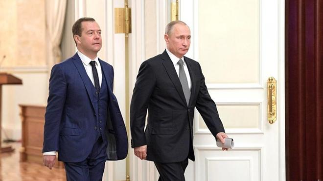 Thủ tướng Nga tuyên bố toàn bộ chính phủ nước này từ chức - Ảnh 1