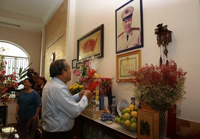 Phó Thủ tướng thăm, chúc Tết nguyên lãnh đạo Nhà nước, Chính phủ - Ảnh 3