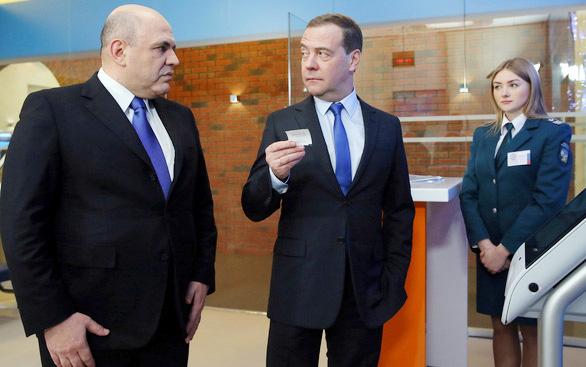 Chân dung tân thủ tướng Nga Mikhail Mishustin: Một ẩn số đầy thú vị - Ảnh 2