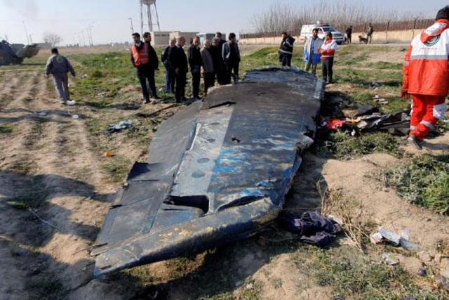 Iran thừa nhận bắn hai tên lửa Tor-M1 trúng máy bay Ukraine, khiến 176 người thiệt mạng - Ảnh 1