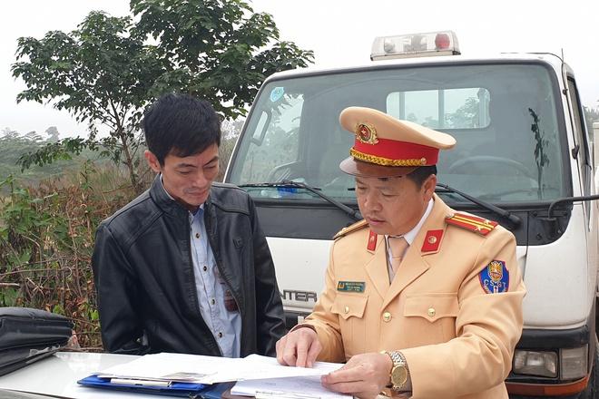 Hà Nội: Phạt tài xế lái xe buýt 17 triệu đồng do vi phạm nồng độ cồn - Ảnh 1