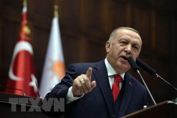 Tin tức thế giới mới nóng nhất ngày 21/1: Thổ Nhĩ Kỳ tuyên bố chưa điều quân sang Libya - Ảnh 1