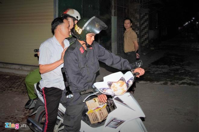 Hà Tĩnh: Hơn 120 người nổ pháo trong đêm giao thừa bị xử lý - Ảnh 1