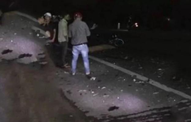 Lạng Sơn: 2 thanh niên lao xe xuống vực tử vong sau khi ăn tất niên - Ảnh 2