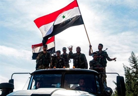 """Tin tức quân sự mới nóng nhất ngày 27/1: Đại sứ quán Mỹ tại Iraq lại hứng """"mưa"""" rocket - Ảnh 3"""
