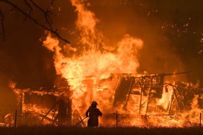 Những hình ảnh khiến người xem rớt nước mắt trong đại thảm họa cháy rừng ở Australia - Ảnh 16