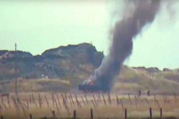 Tin tức quân sự mới nóng nhất ngày 12/10: Phiến quân tấn công lớn chưa từng có nhằm vào căn cứ Hmeimim của Nga - Ảnh 2