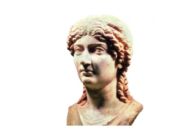 """""""Ác phụ độc dược thành La Mã"""": 3 đời chồng vẫn xinh đẹp như một đóa hồng - Ảnh 1"""