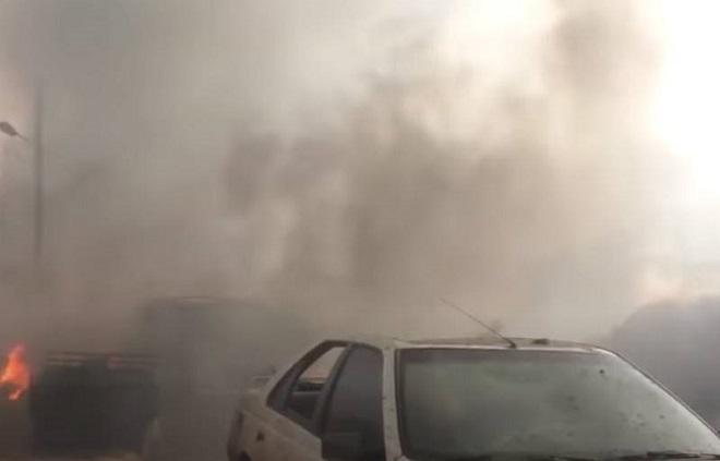 Tin tức quân sự mới nóng nhất ngày 16/10: Nhiều tay súng khủng bố thiệt mạng trong vụ nổ kho vũ khí hóa học ở Syria - Ảnh 1