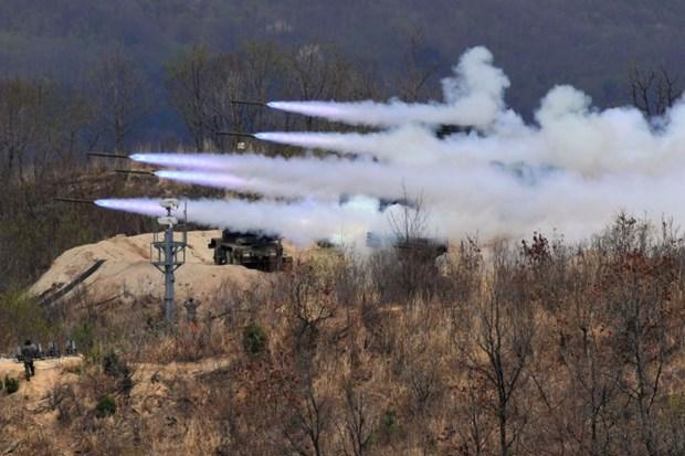 Tin tức quân sự mới nóng nhất ngày 16/10: Nhiều tay súng khủng bố thiệt mạng trong vụ nổ kho vũ khí hóa học ở Syria - Ảnh 2