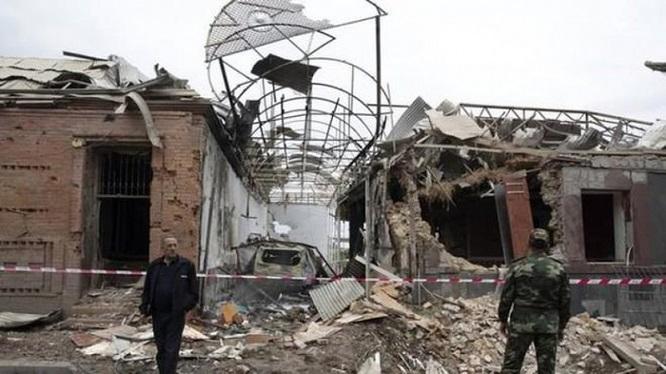 Tin tức quân sự mới nóng nhất ngày 17/10: Azerbaijan tố Armenia tấn công tên lửa vào nhà dân  - Ảnh 1