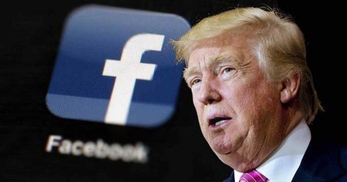 Facebook gỡ bỏ hàng loạt quảng cáo tranh cử Tổng thống của ông Trump - Ảnh 1