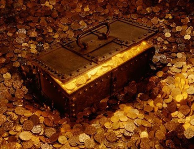 Bí ẩn 16 tấn vàng chôn trên sa mạc khiến nhiều thợ săn kho báu khát khao tìm kiếm - Ảnh 1