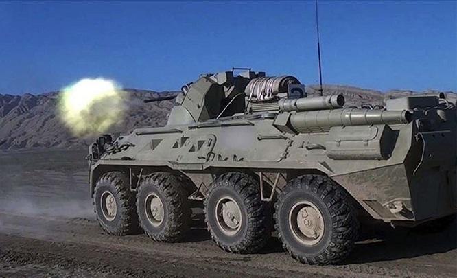 """Azerbaijan tuyên bố phá hủy 4 hệ thống """"rồng lửa"""" S-300, 241 xe tăng của Armenia - Ảnh 1"""