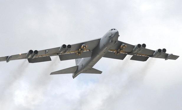 """Mỹ """"lột xác"""" toàn bộ phi đội oanh tạc cơ B-52H bằng trang bị thế hệ mới - Ảnh 1"""