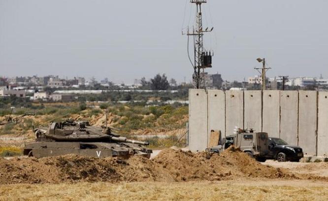 Israel phát hiện đường hầm xuyên biên giới nghi của phiến quân Hamas dài tới 65 km, bắt đầu từ Dải Gaza - Ảnh 1