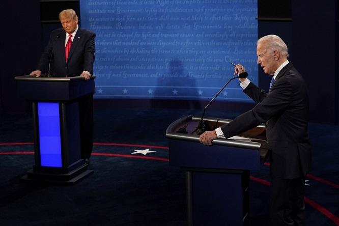 """Bầu cử tổng thống Mỹ: Ông Trump tung """"đòn hạng nặng"""", tố ông Biden nhận 3,5 triệu USD từ Nga - Ảnh 1"""