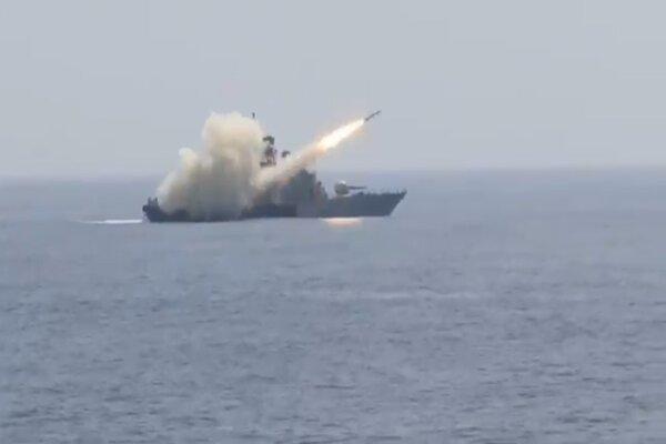 Tin tức quân sự mới nóng nhất ngày 25/10: Ấn Độ thử thành công tên lửa chống hạm - Ảnh 1