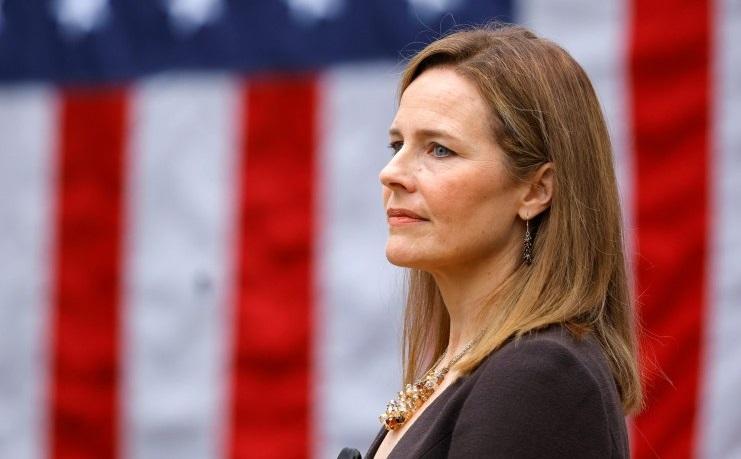 Chân dung tân nữ Thẩm phán Tòa án Tối cao Mỹ  - Ảnh 1