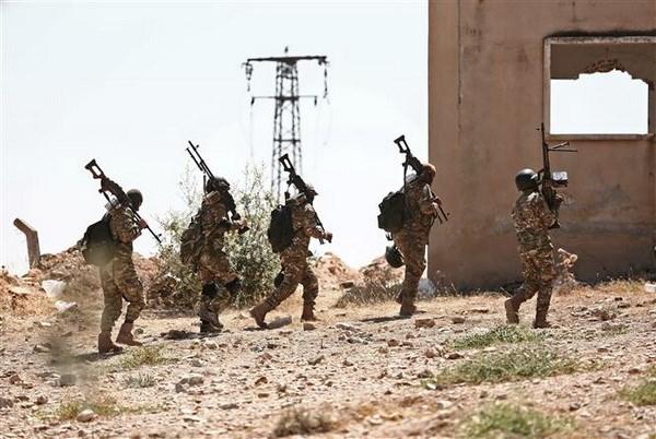 Tin tức quân sự mới nóng nhất ngày 28/10: Quân nổi dậy tấn công khiến ít nhân 15 binh sĩ Syria thiệt mạng - Ảnh 1