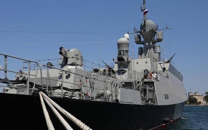 Nga tiếp tục thử nghiệm thành công tàu tên lửa ở Bắc Cực - Ảnh 1