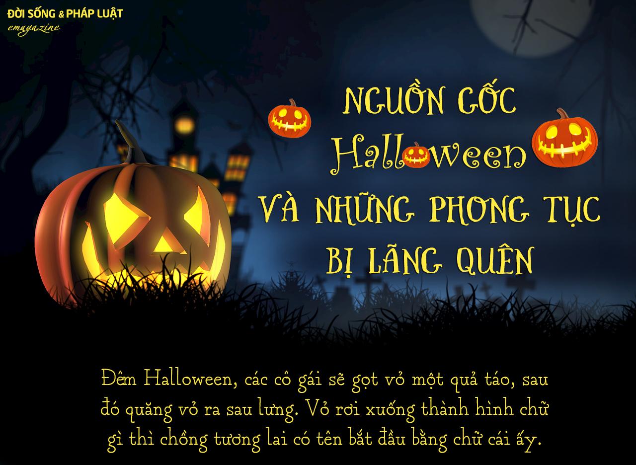 Nguồn gốc Halloween và những phong tục bị lãng quên: Soi gương lúc nửa đêm để thấy mặt chồng tương lai - Ảnh 1