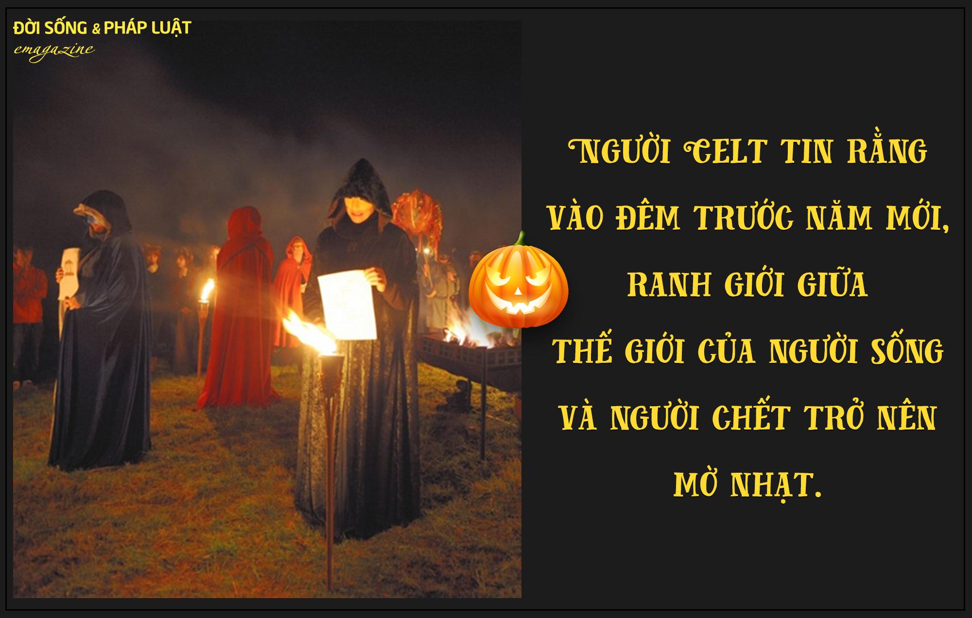 Nguồn gốc Halloween và những phong tục bị lãng quên: Soi gương lúc nửa đêm để thấy mặt chồng tương lai - Ảnh 3