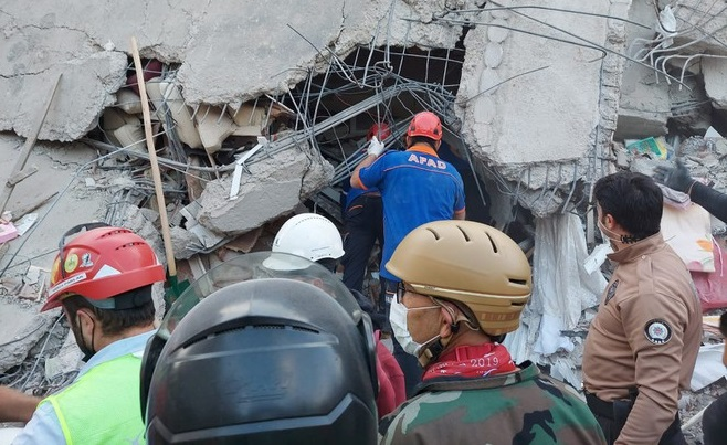 Động đất rung chuyển Thổ Nhĩ Kỳ, Hy Lạp: Không có người Việt nào thương vong - Ảnh 1