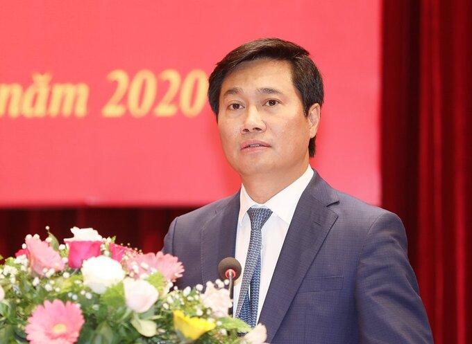 Ông Nguyễn Tường Văn được bầu giữ chức Chủ tịch UBND tỉnh Quảng Ninh - Ảnh 1